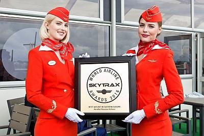 Аэрофлот: Акция на авиабилеты из Москвы в Испанию, Черногорию, Кипр