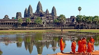 авиабилеты из Москвы в Камбоджу - в город Сием-Рип
