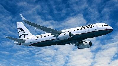 Aegean Airlines: Акция на авиабилеты из Москвы в Грецию