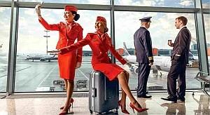 Аэрофлот: Акция на авиабилеты из Санкт-Петербурга в Москву
