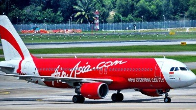 Лоукостер AirAsia будет летать из России в Таиланд, Малайзию и Японию