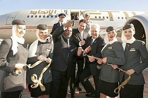 Авиакомпания Etihad Airways получила 5 звезд