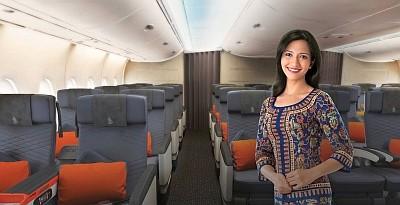 Singapore Airlines: Акция на авиабилеты из Москвы в Малайзию