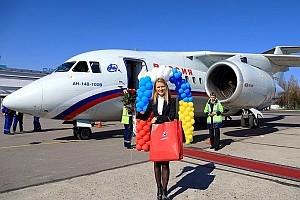 Россия: Акция на авиабилеты из Санкт-Петербурга в Москву
