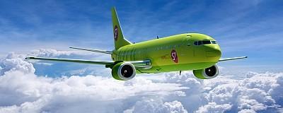 S7: Акция на авиабилеты из Санкт-Петербурга в Москву