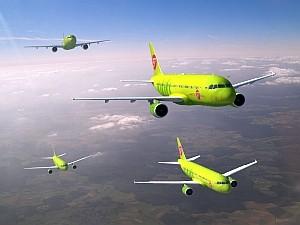 S7: Акция на авиабилеты из Москвы и Санкт-Петербурга в Грузию