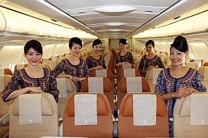 Singapore Airlines: Акция на авиабилеты из Москвы в Гонконг