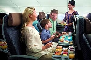 Singapore Airlines: Акция на авиабилеты из Москвы в Таиланд