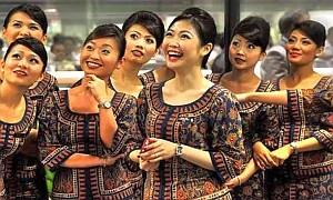 Singapore Airlines: Акция на авиабилеты из Москвы во Вьетнам