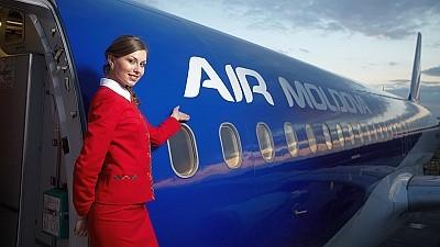 Air Moldova: Акция на авиабилеты из Москвы в Кишинев