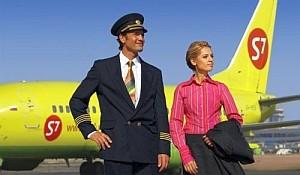 S7: Акция на авиабилеты из Москвы и Санкт-Петербурга в Казань