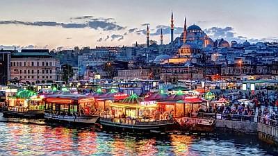 Azal: Дешевые авиабилеты из Москвы в Стамбул