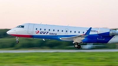 UVT aero: Акция на авиабилеты из Москвы в Казань