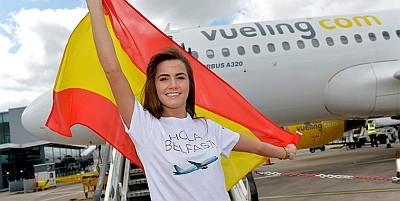 Vueling: Акция на авиабилеты из Санкт-Петербурга в Барселону