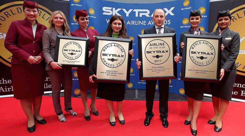 ТОП-100 лучших авиакомпаний мира 2017