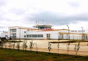 Аэропорт «Игарка»