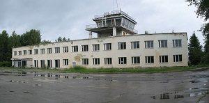 Аэропорт «Октябрьский»