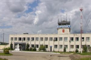 Аэропорт «Владимир Семязино»