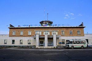 Аэропорт «Печора»