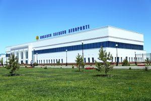 Аэропорт «Ургенч»