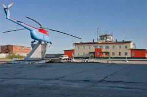 Аэропорт «Воркута»