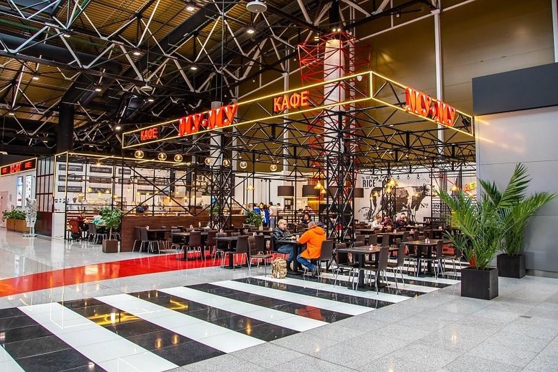 Где поесть в аэропорту Шереметьево дешево