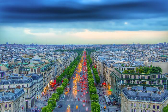 Лучшие отели 8 округа Парижа по отзывам туристов