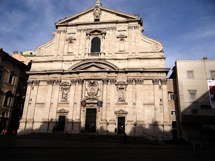 Церковь Иль-Джезу