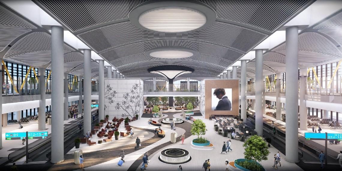 Как добраться из Нового аэропорта Стамбула в Султанахмет
