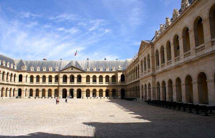Дом Инвалидов в Париже