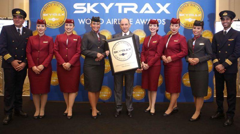 Лучшие авиакомпании мира 2019