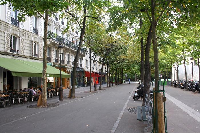 Лучшие отели 17 округа Парижа по отзывам туристов