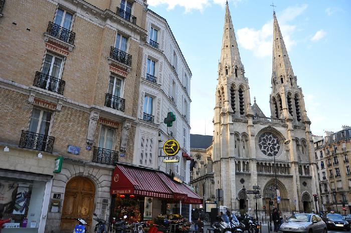 Лучшие отели 20 округа Парижа по отзывам туристов