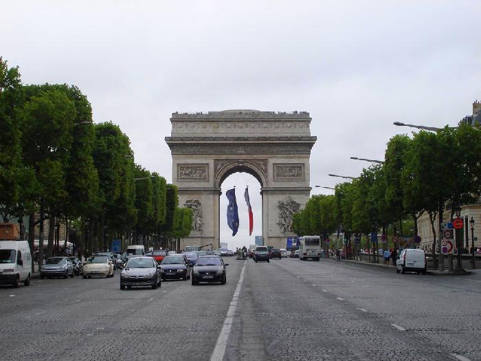 Лучшие отели 16 округа Парижа по отзывам туристов