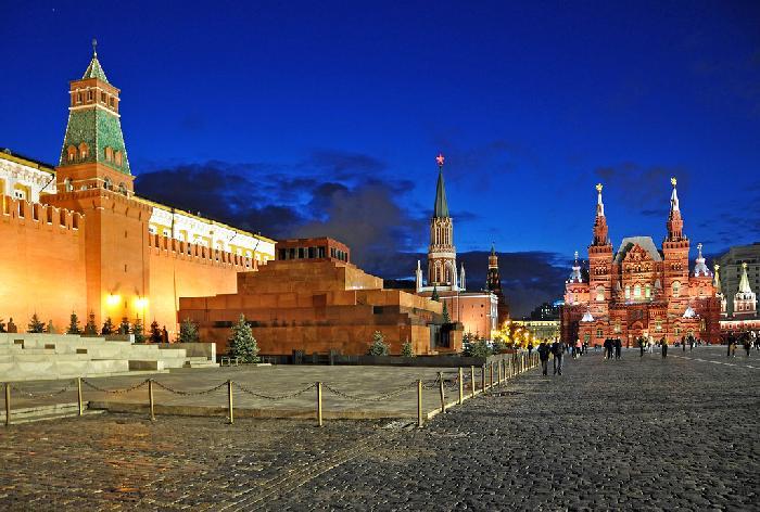 Где лучше остановиться в Москве