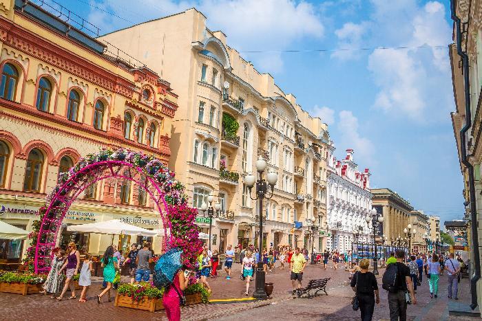 Где лучше жить в Москве
