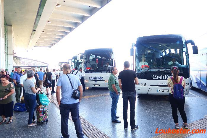 Как добраться из аэропорта Анталии в Сиде