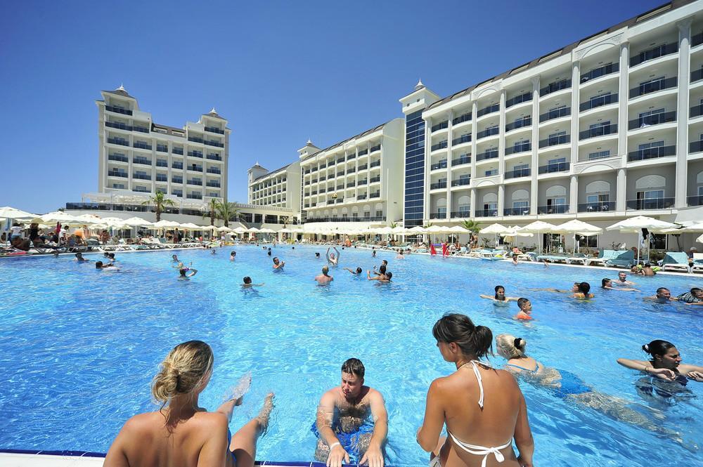 Лучшие отели Сиде 3, 4, 5 звезд