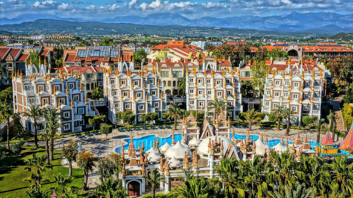 Лучшие отели Турции 3, 4, 5 звезд Все включено