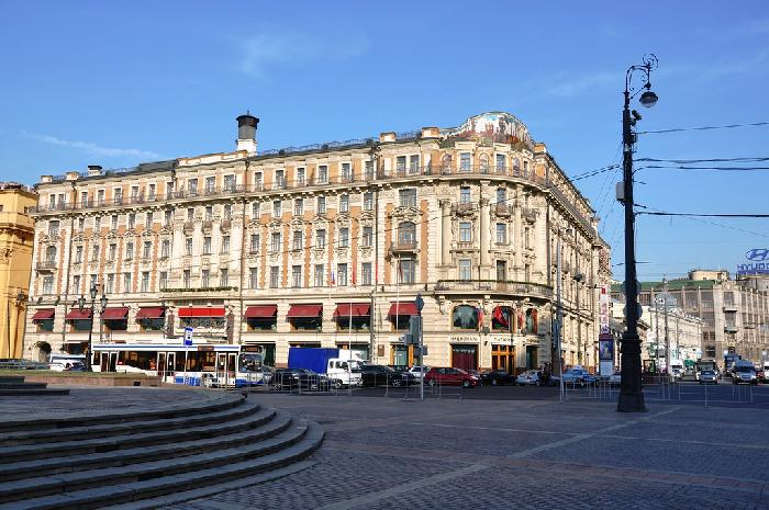 Недорогие отели в Москве
