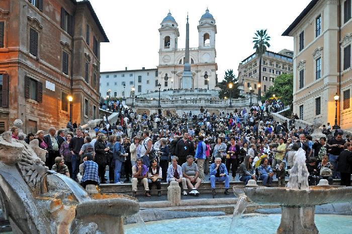 Где лучше остановиться туристам в Риме