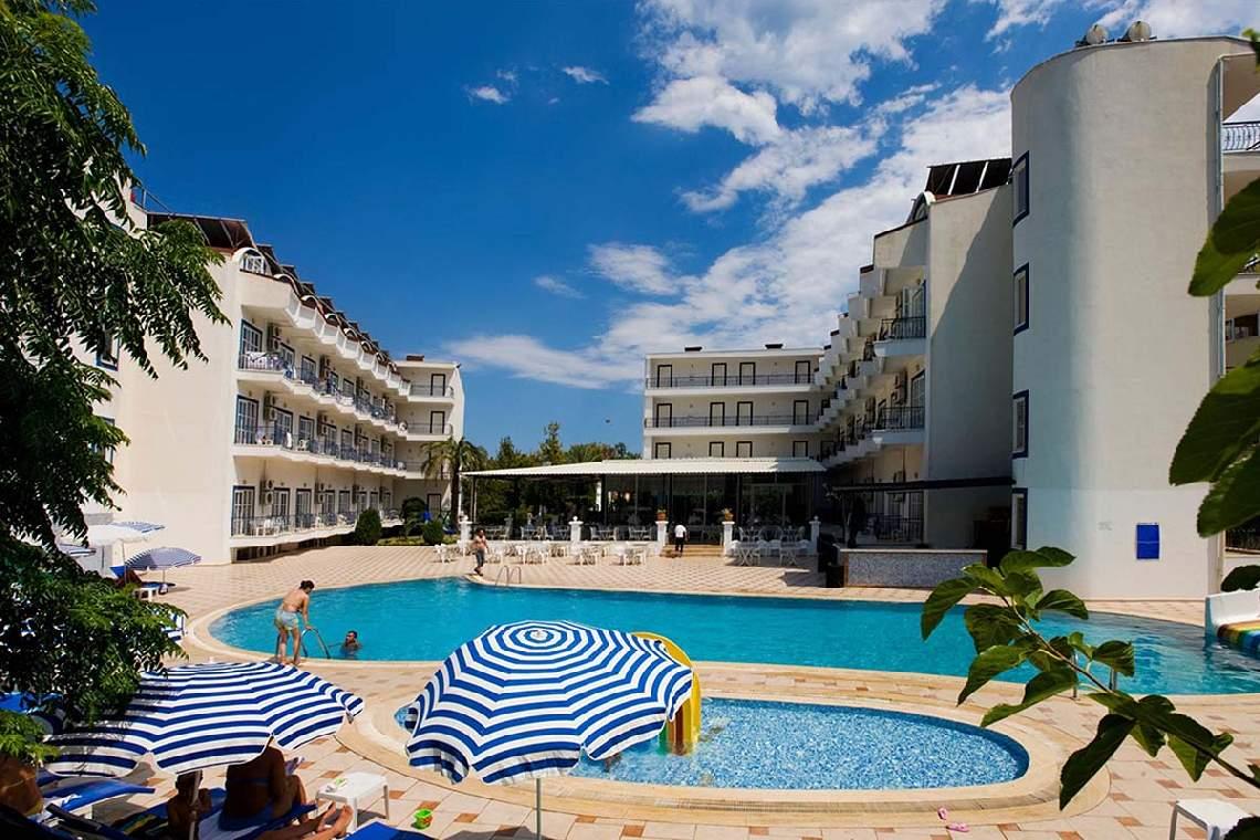 Туры в отель Ares Blue Hotel