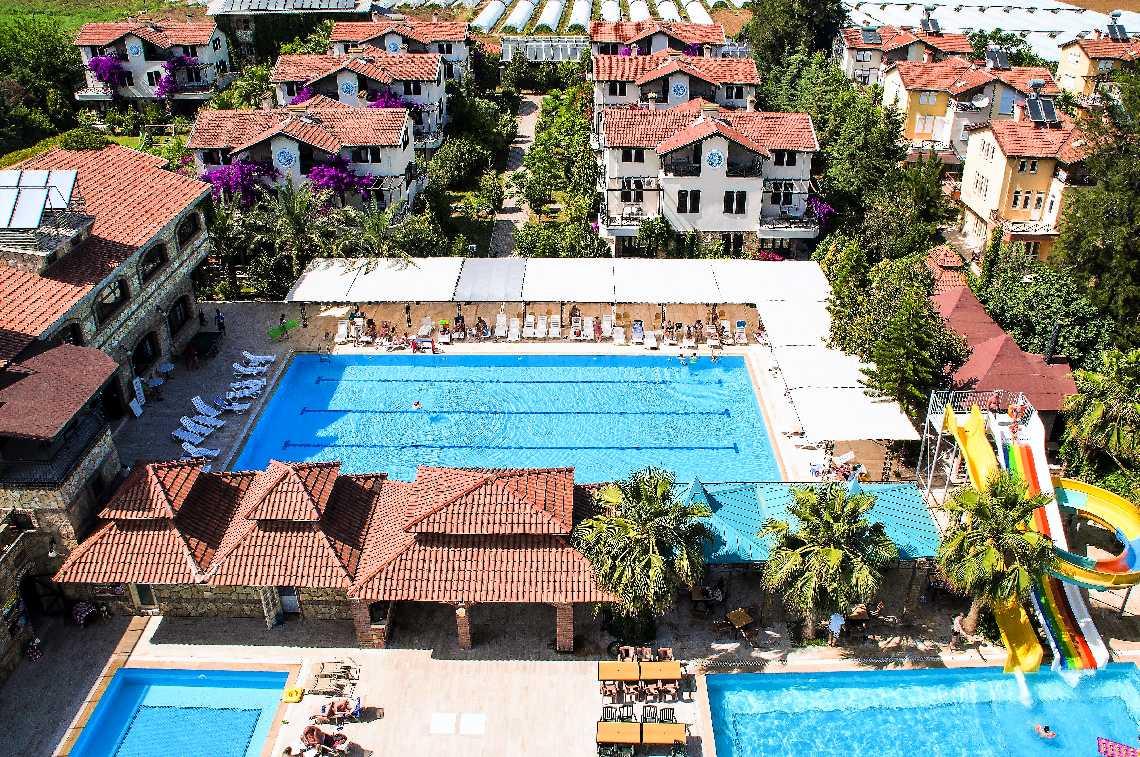 Туры в отель Belkon Hotel