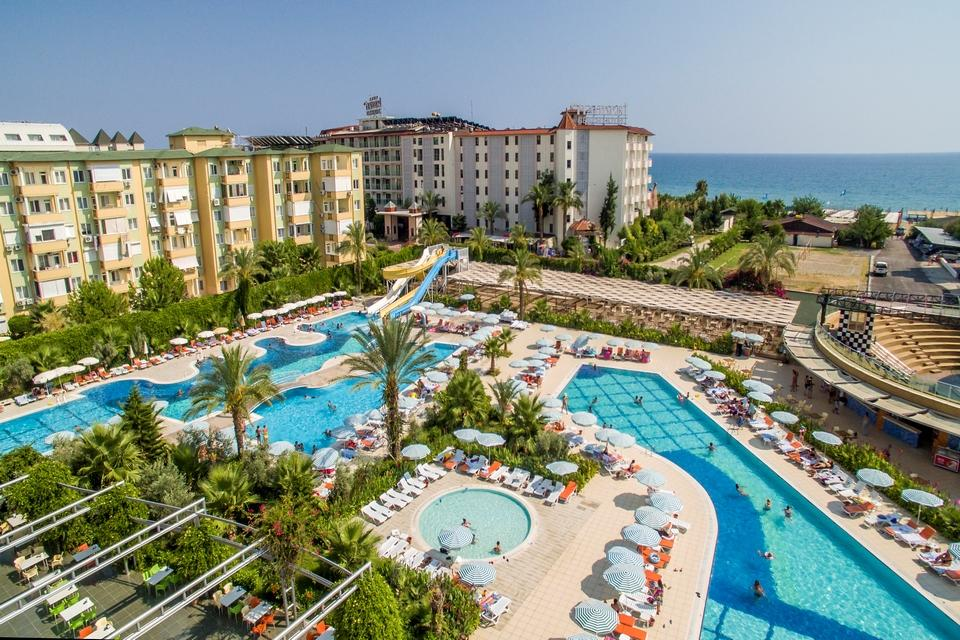 Туры в отель Hedef Resort Hotel & Spa