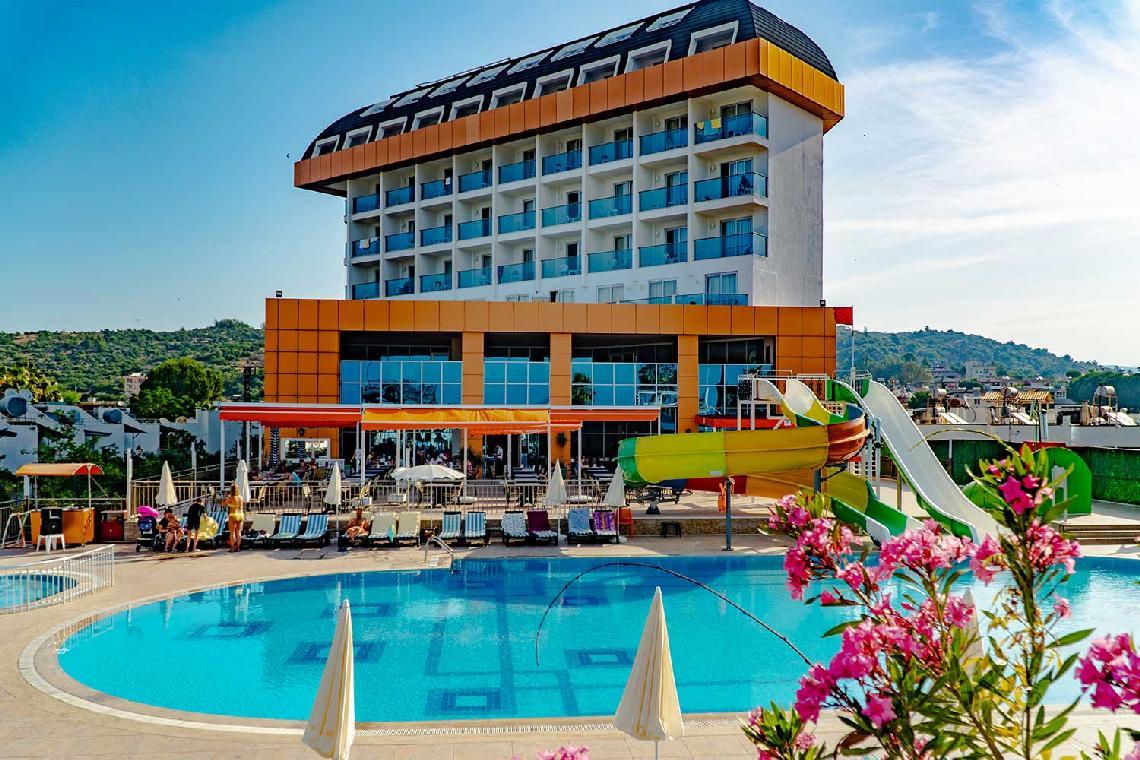 Туры в отель Throne Beach Resort & Spa