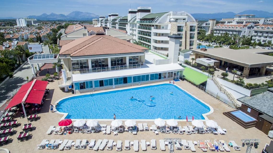 Туры в отель Throne Seagate Belek Hotel