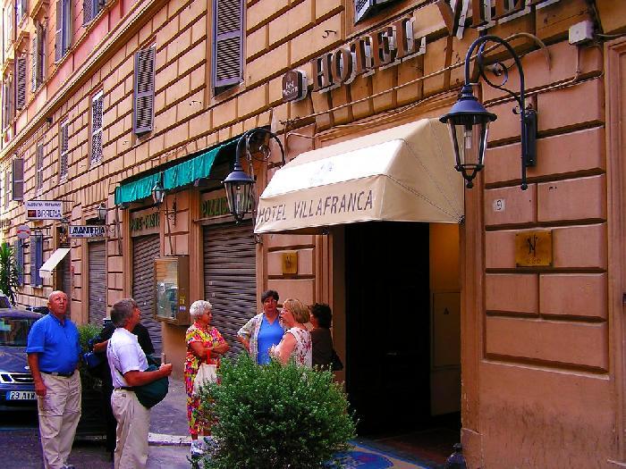 Хостелы Рима