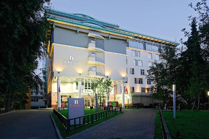 отели Москвы рядом с метро