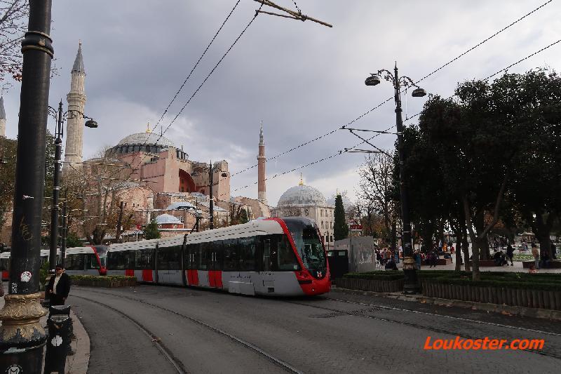 Как добраться от площади Таксим до Султанахмет