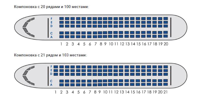 Какие самолеты используются на рейсах А4 538 Сочи – Псков Азимут